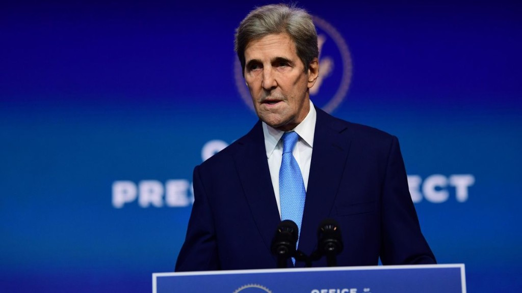 10 Actions Climate Envoy John Kerry Can Take To Win The Climate War