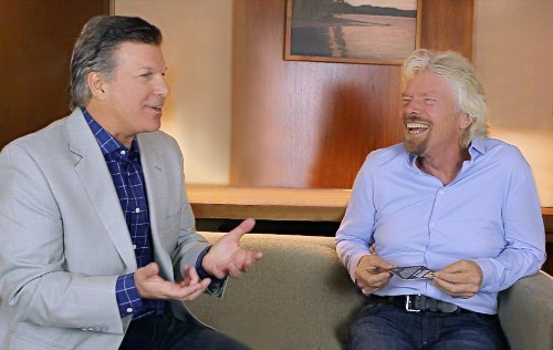 Richard Branson Reveals His Most Valuable Tip For Anyone Who Pitches An Idea