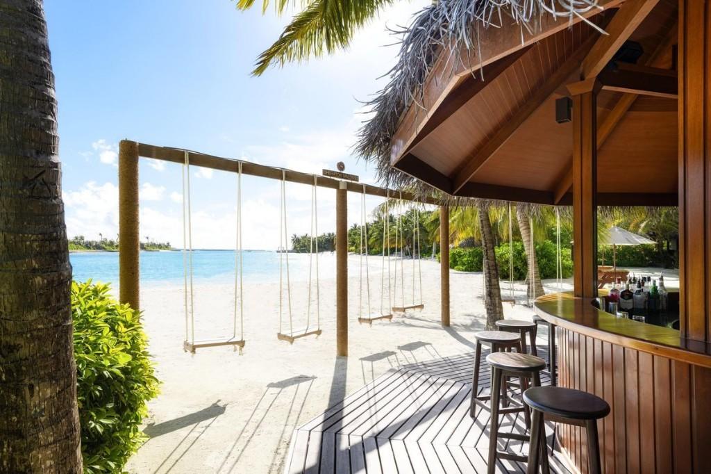 The Sheraton Maldives Full Moon Resort & Spa Has Been Named Best Luxury Family Resort