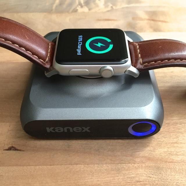 Kanex GoPower Watch: Portable Power For Apple Watch