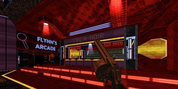 'Ion Fury' Is A Retro-FPS From The Makers Of 'Duke Nukem' And It Looks Terrific