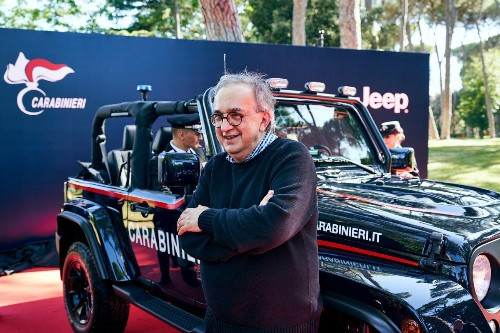 Fiat-Chrysler Savior Sergio Marchionne Honored With World Car Person Of Year Award