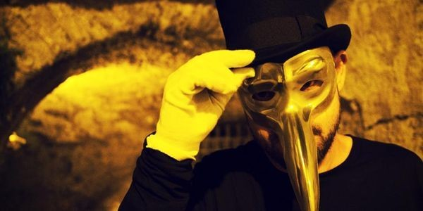 Inside Claptone's 'The Masquerade' Events