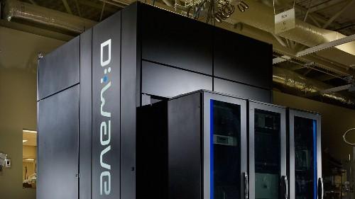 Quantum Computing Company D-Wave Raises $29 Million CAD