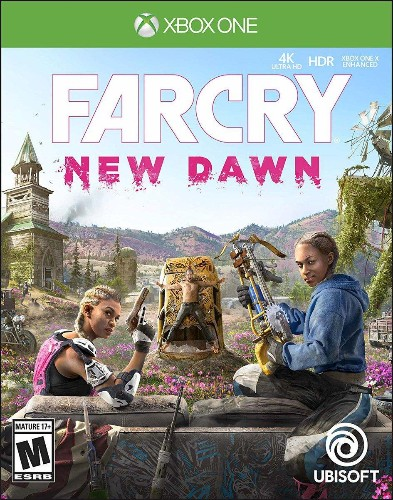 The New 'Far Cry' Box-Art Just Leaked Online And It Doesn't Look Great