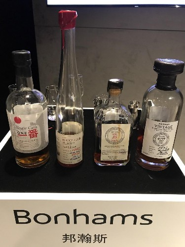 4 Whiskies Selected By The Famed Master Distiller of Karuizawa, The Rarest Whisky In The World
