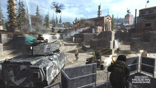 The Massive 'Ground War' Mode Is Live Right Now In The 'Call Of Duty: Modern Warfare' Beta