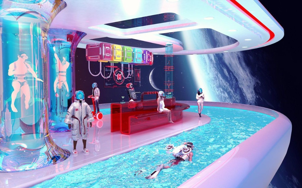 Hotels.com Space Hotel Vision Includes A Contest For Earthlings