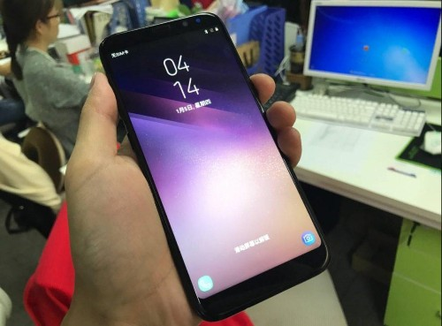 This New Chinese Phone Is A Total Clone Of The Galaxy S8