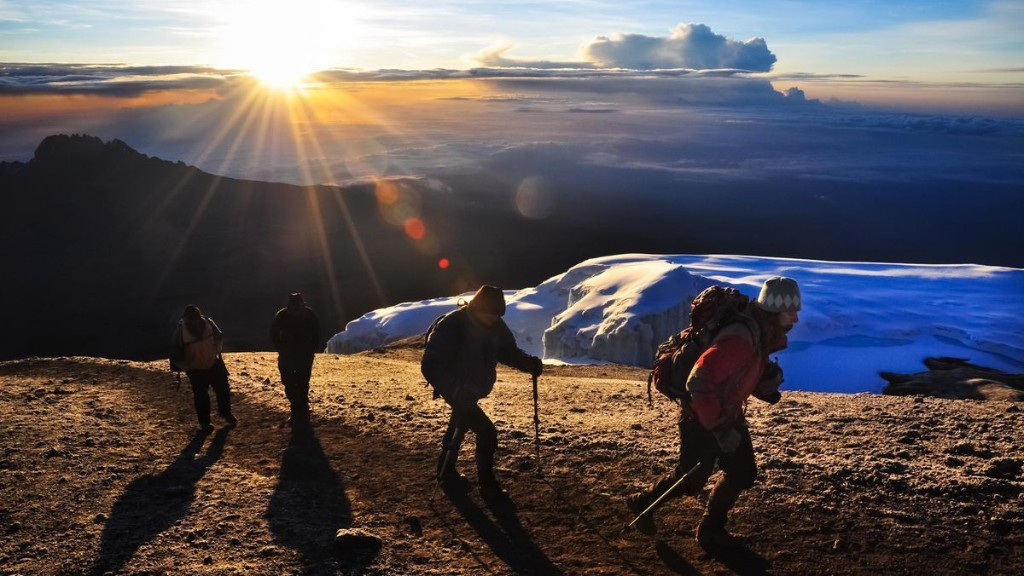 Just Take The Next Step: Lessons On Grit Climbing Kilimanjaro With Four Kids