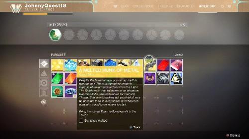 How To Start Destiny 2's Well-Hidden Thorn Quest In Season Of The Drifter