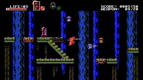 'Bloodstained: Curse of the Moon' Goes All 8-Bit And Is Released At The End Of May