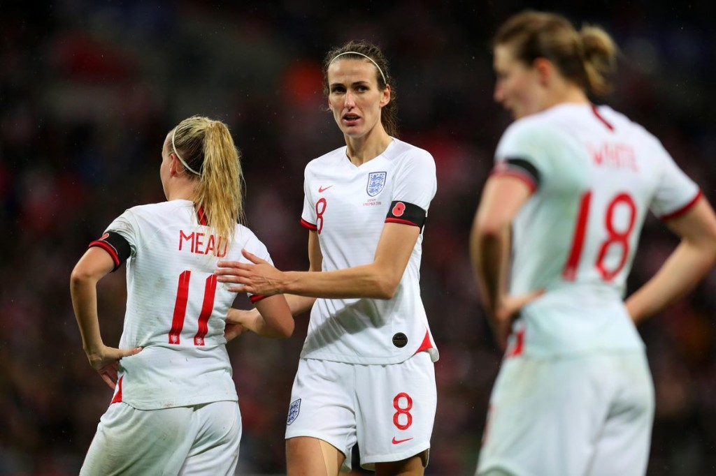 150th International Appearance Beckons For England's Jill Of All Trades