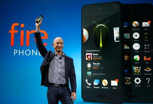 Why Was Amazon's Fire Phone Reduced To Embers?