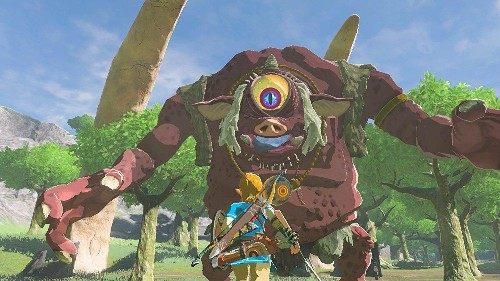 Two Skills Break Zelda: Breath of the Wild's Otherwise Creative Combat