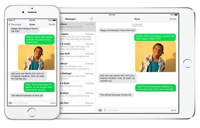 Apple iOS 8.1 To Launch Today. Here's What The Features Will Be [Updated]