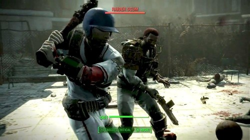 'Fallout 4' Is Twice As Fun When You Don't Fire A Single Shot (The Melee Build)