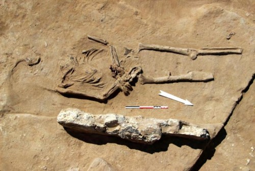 Archaeologists To Study Shackled Skeletons From Ancient Greece To Understand Rise Of Athens