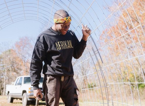 A Farm That Teaches Low-Income Kids About Food Deserts -- And Self-Sufficiency
