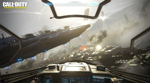 Wait, 'Call of Duty: Infinite Warfare' Might Be An Awesome Space Pirate Game?