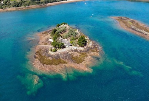 Looking For Your Own Paradise? A Private French Island On Sale For $1.8 Million