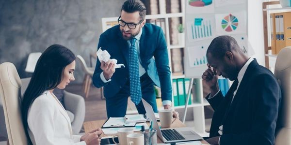 You Won't See Truly Great Leaders Engage In These 5 Behaviors
