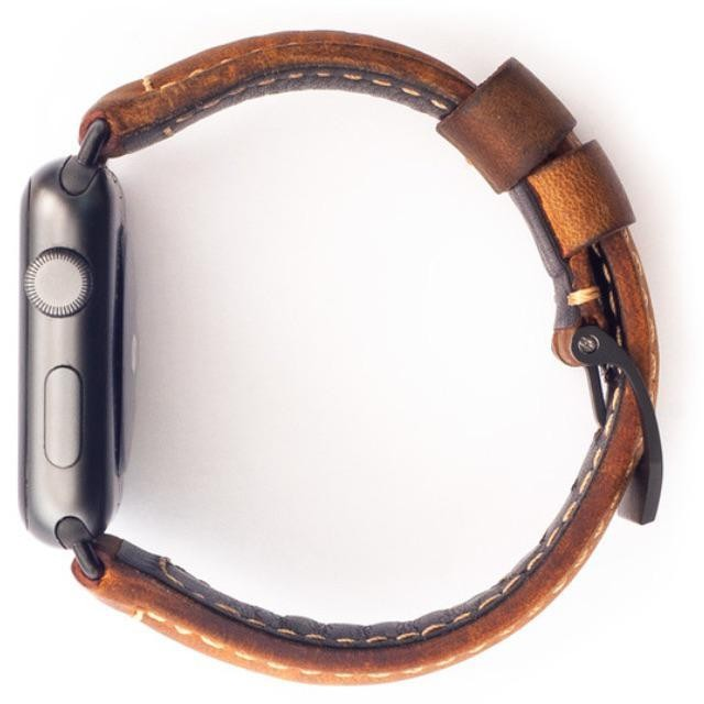 Nomad Strap For Apple Watch: Adds Rugged, Classic Character