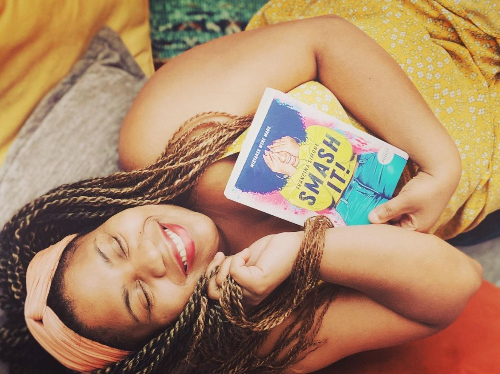 Author And BookTuber Francina Simone On Her New YA Novel Smash It!