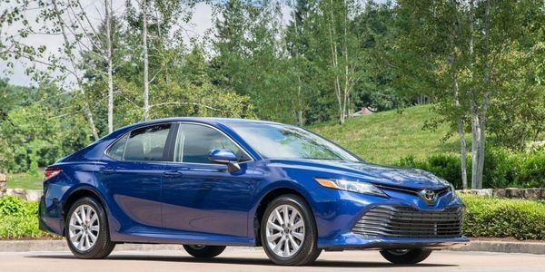 Toyota Camry Nails All The Important Stuff, Headlining Company's Sedan Commitment