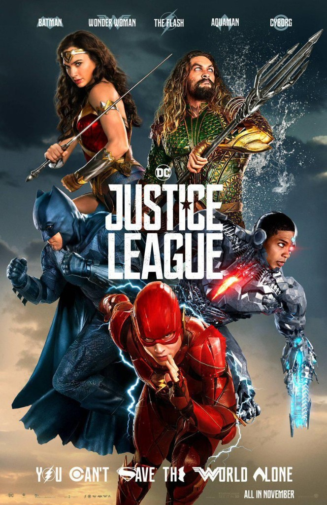 Review: 'Justice League' Successfully Delivers Fun And Heroism Audiences Want