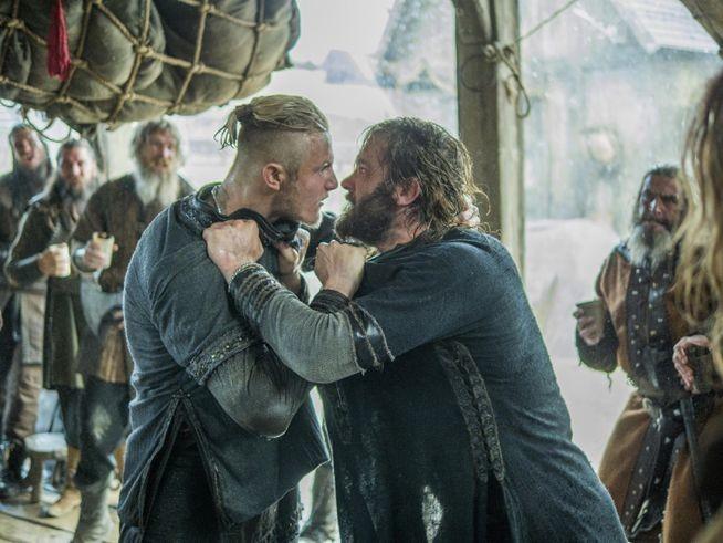 Bjorn and Rollo