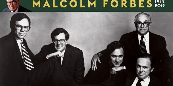 My Father, Malcolm Forbes: A Never-Ending Adventure