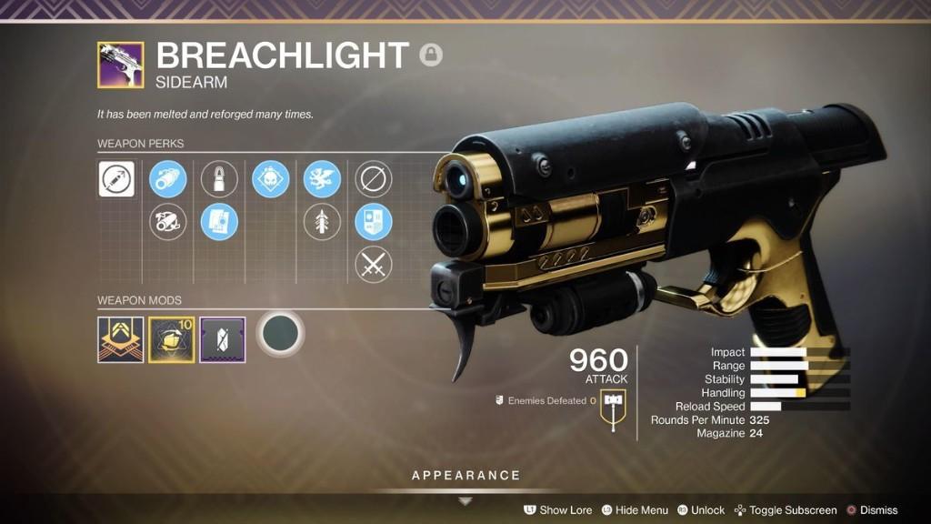 A 'Destiny 2' Obelisk Bounty God Roll Weapon Guide For Mass Fractaline Donation