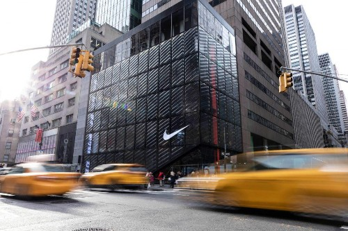 Nike Debuts Six-Story Retail Experience In NYC