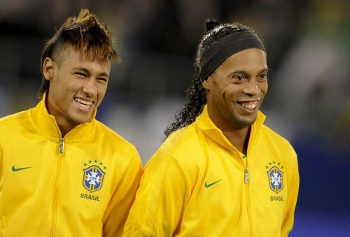 Ronaldinho Return And Scouting Mission Highlight Strength Of FC Barcelona-Brazil Connection