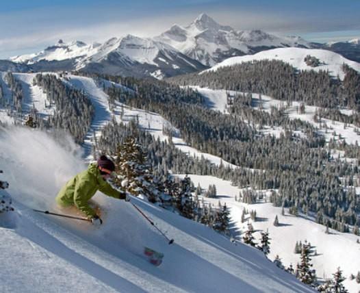 Top 10 Ski Resorts In America