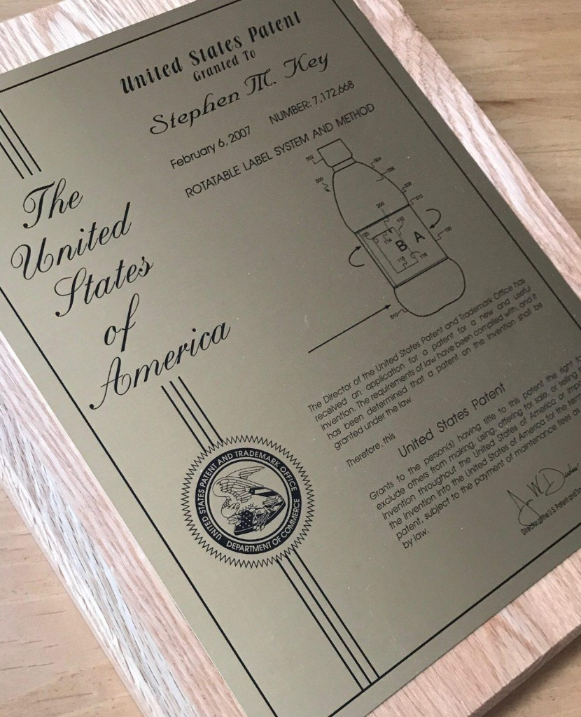 PATENT - cover