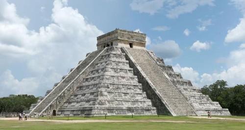 Geologists Discover 'Gateway To Underworld' Hidden Beneath Mayan Temple