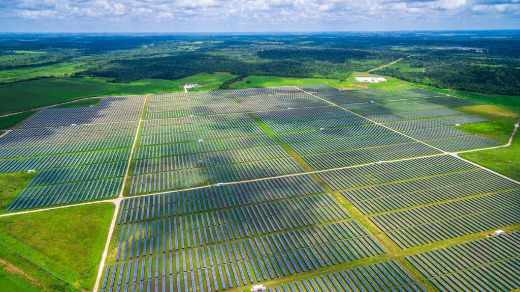 Even Renewables Are Bigger In Texas