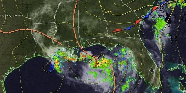 4 Things You Need To Know Right Now About The Storm In The Gulf Of Mexico