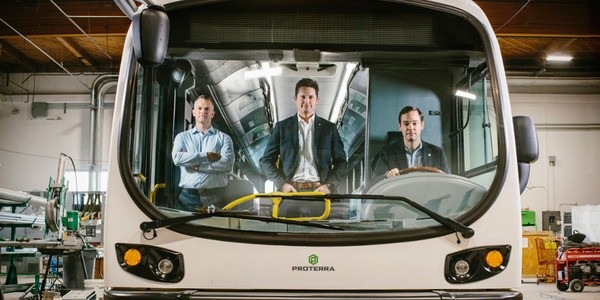 Electric Unicorn: Bus Maker Proterra May Hit $1 Billion Valuation With New Funding Round