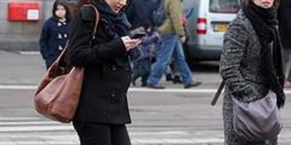 Texting Nearly As Dangerous While Walking As Driving
