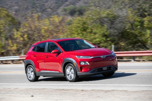 Hyundai's Kona EV Tops In Range With 258 Miles Among Reasonably Affordable EVs