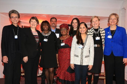 The 2014 Power Women Of Davos