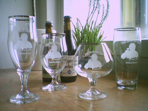 Say Goodbye To The Pint: The Science Of Beer Glass Design