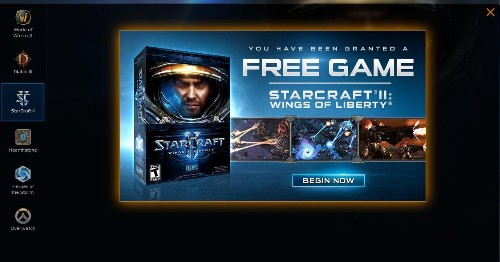 You Should Check To See If Blizzard Has Given You 'StarCraft 2' For Free