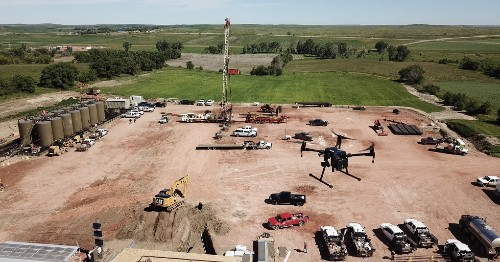 Drones Begin To Deliver On Their Potential For The Oil And Gas Sector