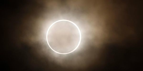 In Exactly One Year A Rare 'Solstice Ring Of Fire Eclipse' Will Race Across Earth
