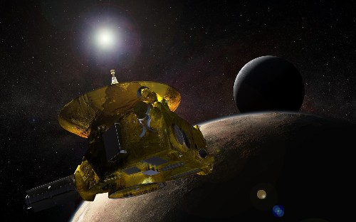 How NASA Got New Horizons To Pluto