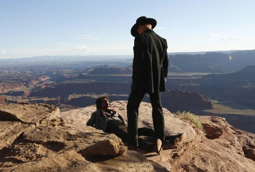 'Westworld' Review: HBO's Sci-Fi Western Is Must